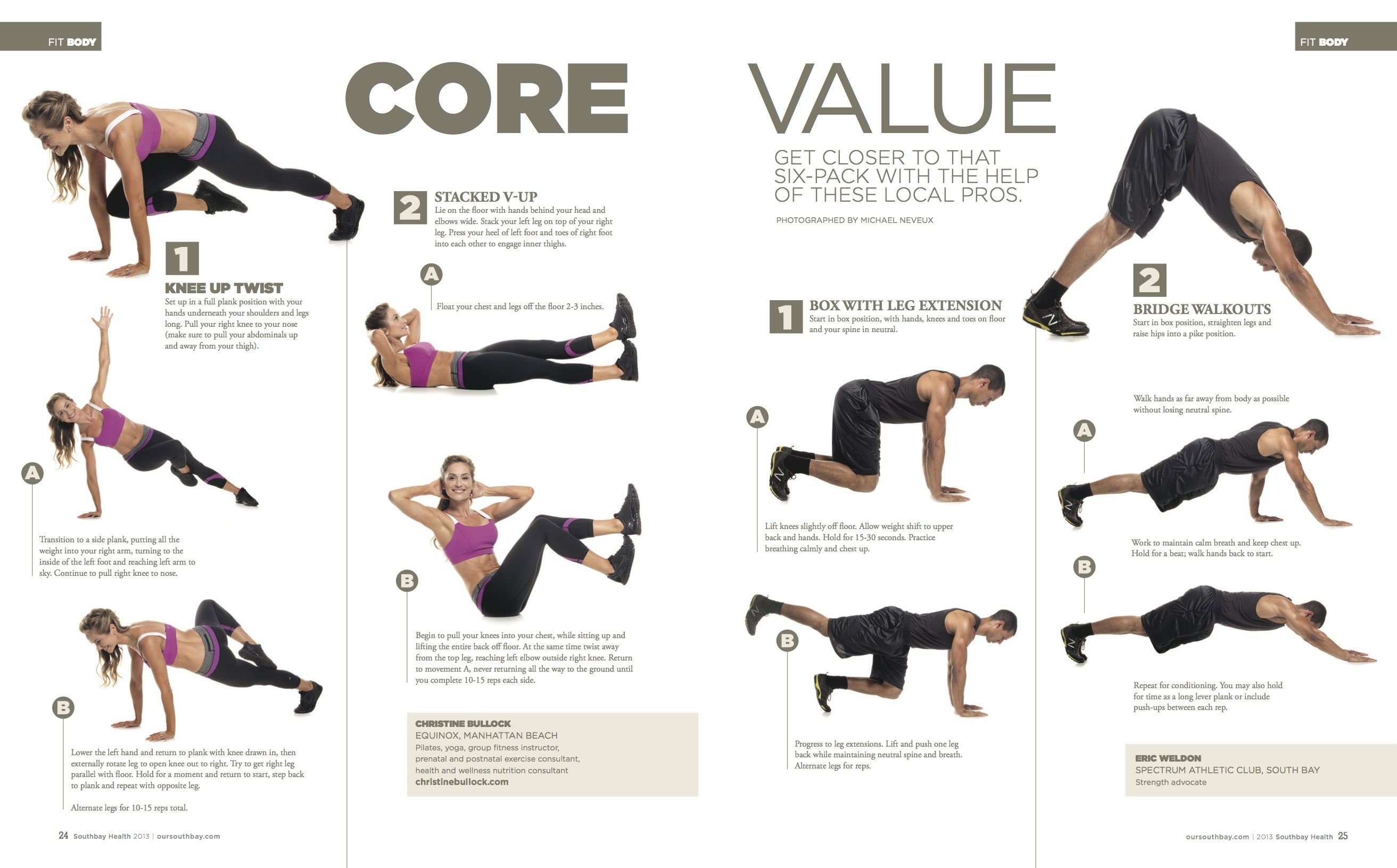 Core Exercises That Work Your Abs Back Inner Thighs And