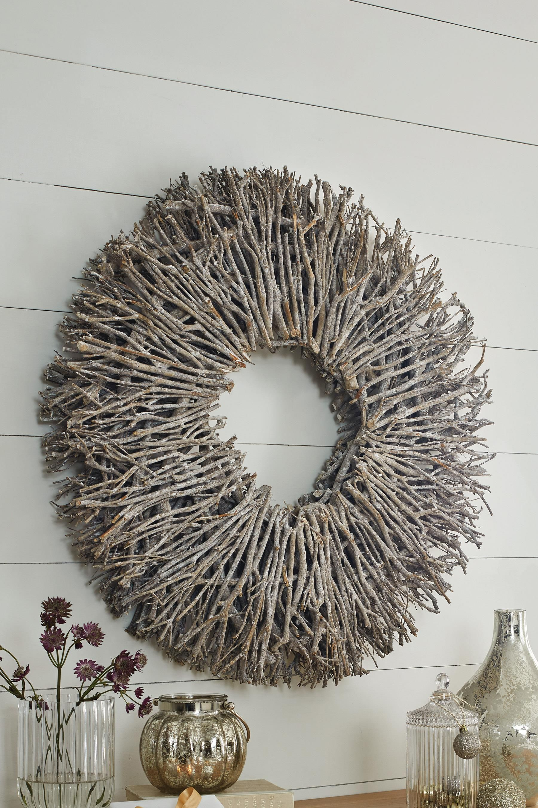 Twig Wreath from the Next UK Interior ideas