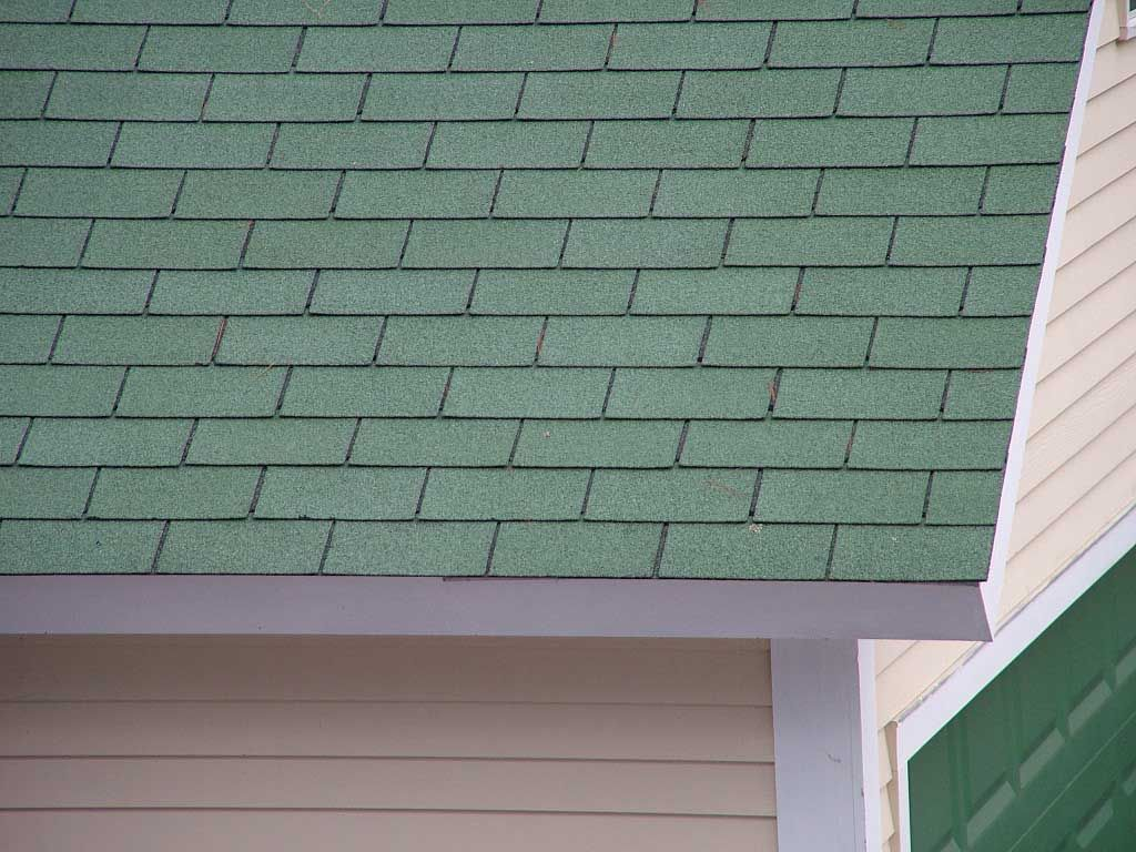 Green Color Composite Roof Shingles Type Painting New Composite Roof Shingles Shingle Colors Roof Shingles