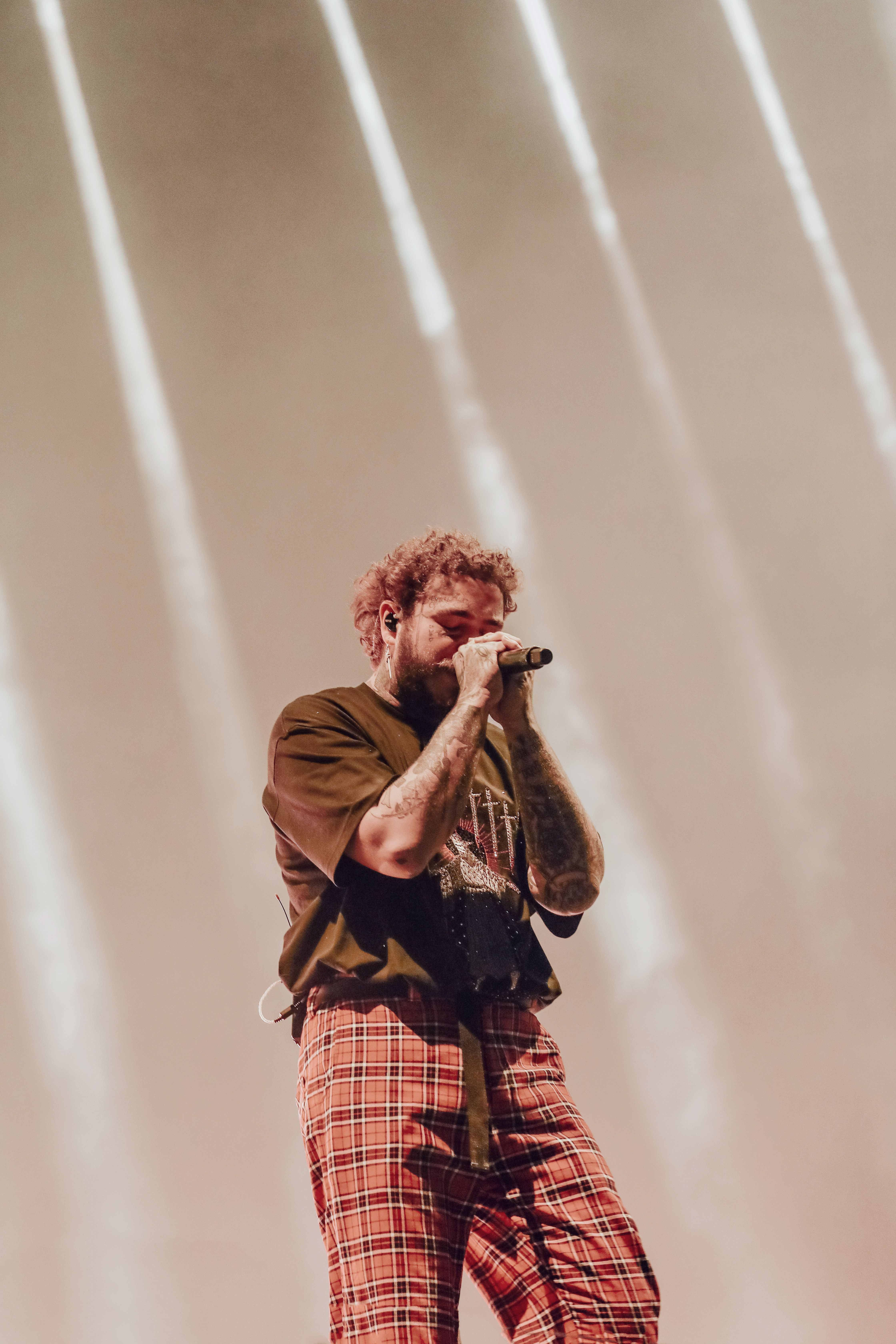 Post Malone at VooDoo fest by Gaby Deimeke Photography