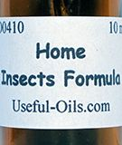 The Home Insects Formula