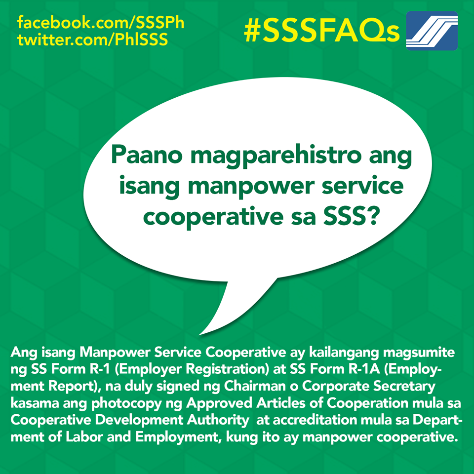 Pin by Philippine Social Security Sys on SSS FAQs Pie