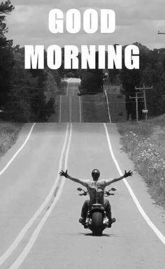 Good Morning Biker Good Morning Good Night Good Morning Good Morning Animation Good Morning Animated Images