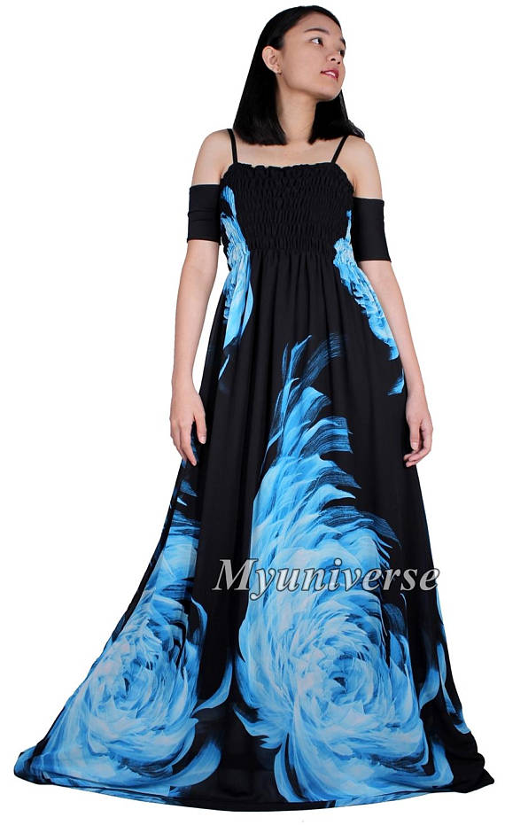 Evening Gown Plus Size Dresses For Women Formal Black Prom Dress
