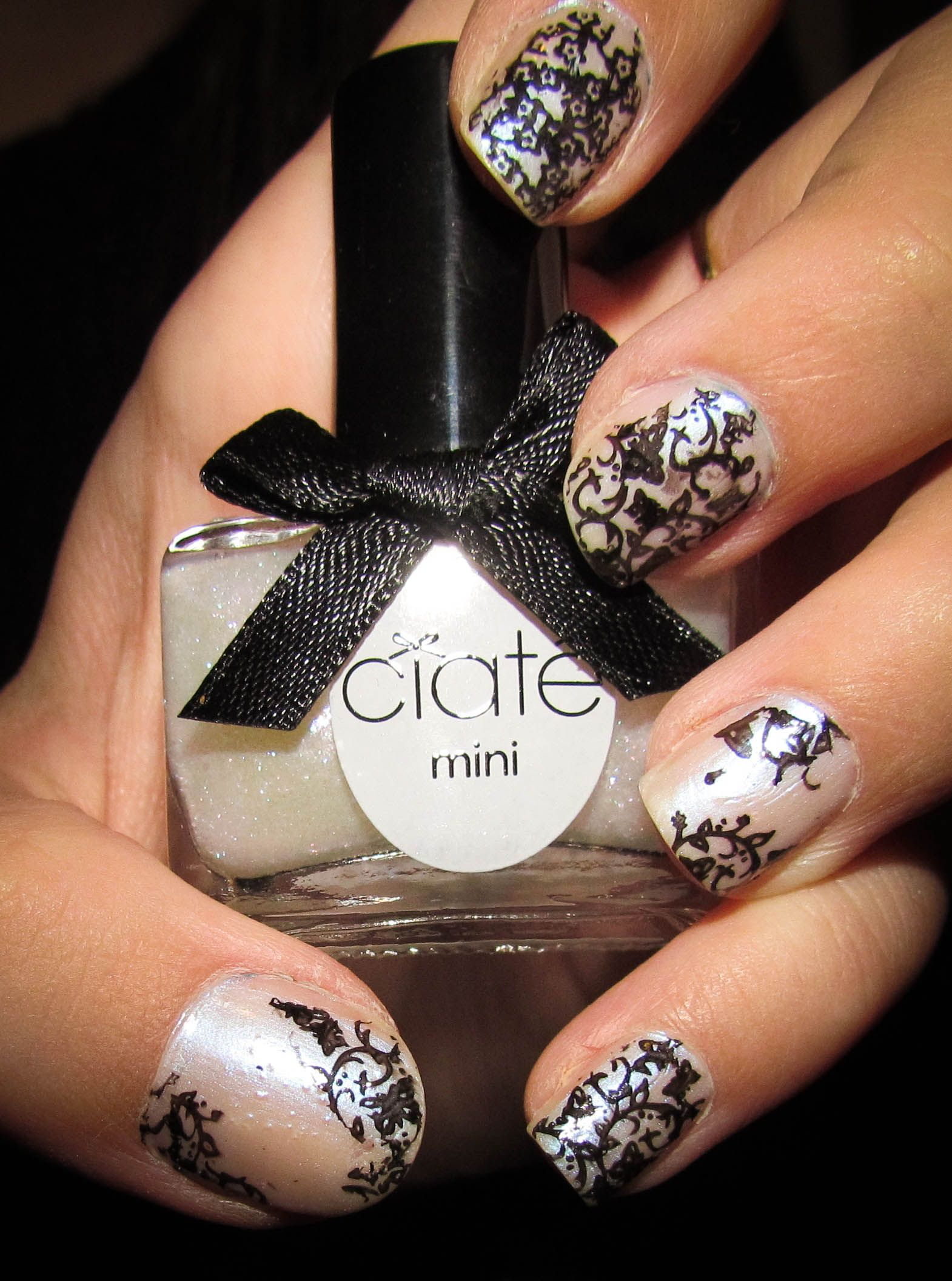 Pinned By Simplenailarttips Stamping Nail Art Designs New On