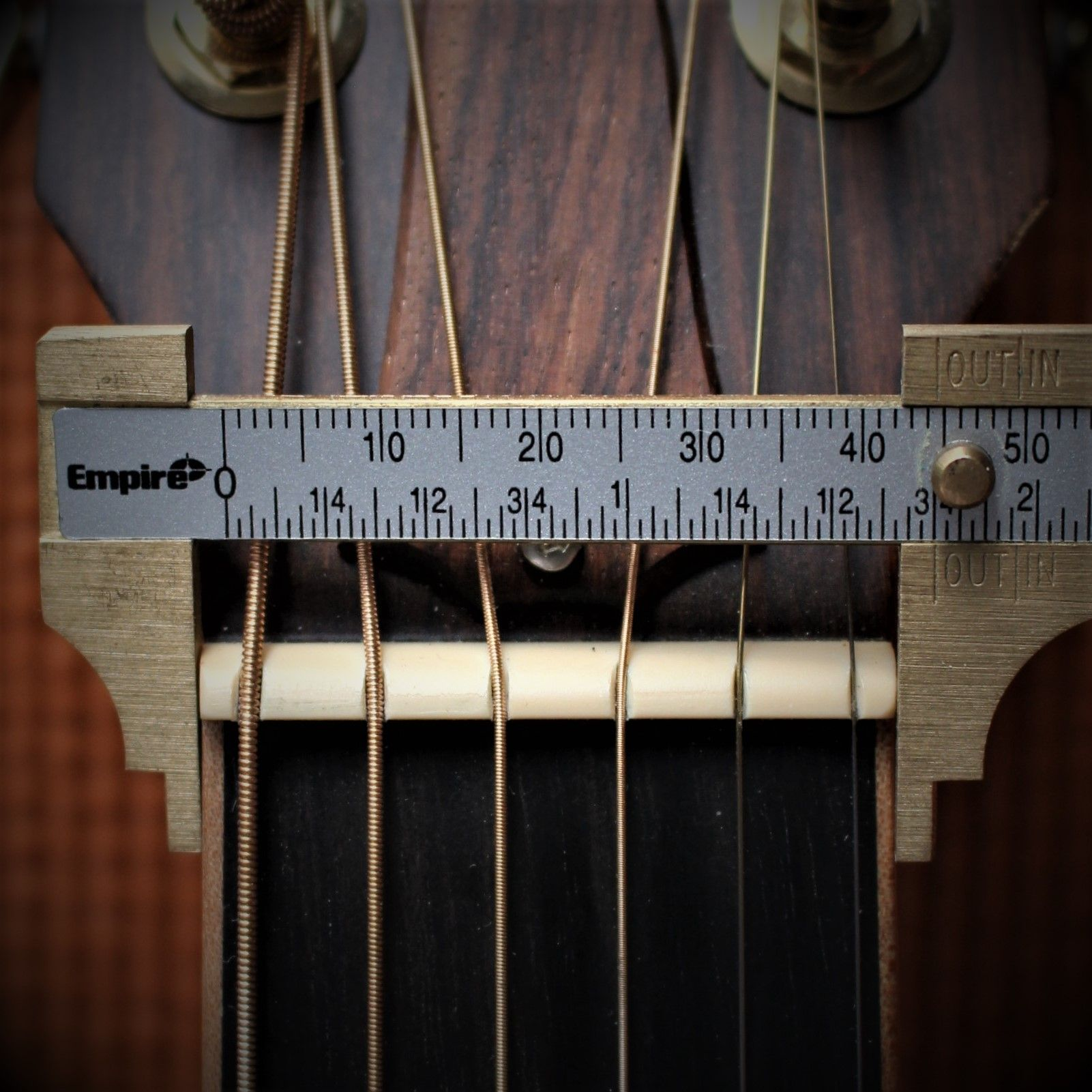 Acoustic Guitar Neck Width Comparison What Is Guitar Nut Width Where And How To Measure It Manufacturers That Do And Do Guitar Neck Acoustic Guitar Acoustic