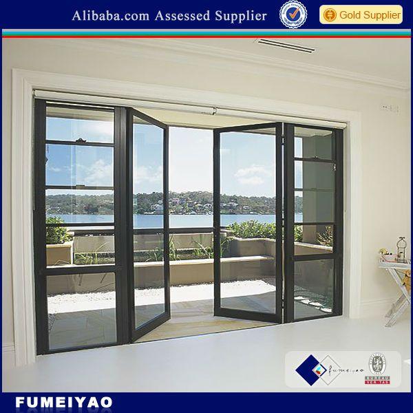 Aluminium Both Side Swing Doors View Double Swing Door Fumeiyao