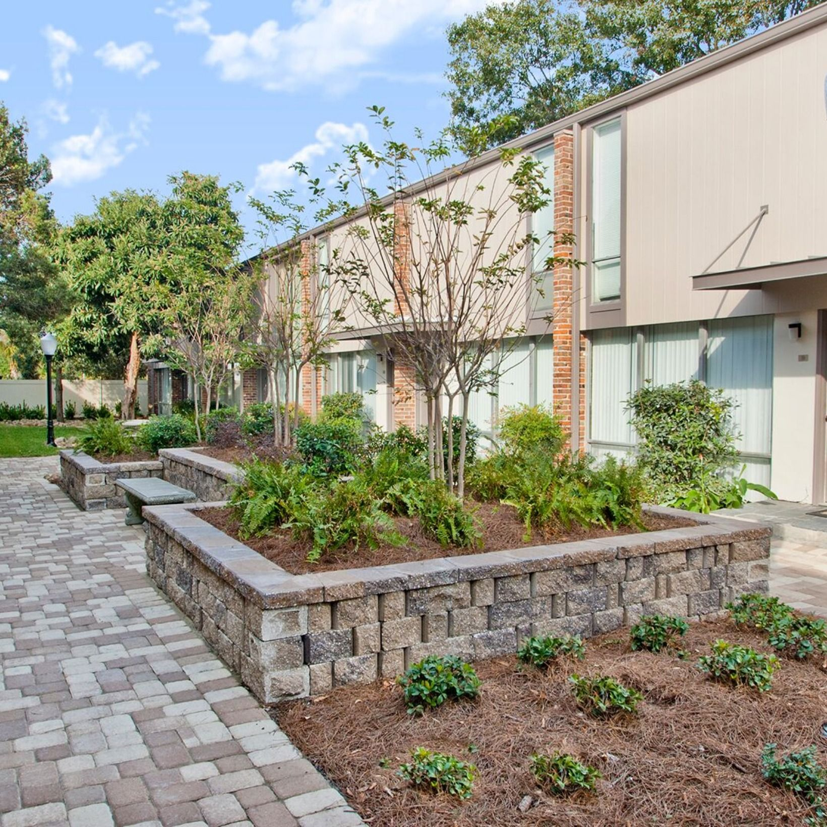 Properties: New Orleans Apartments