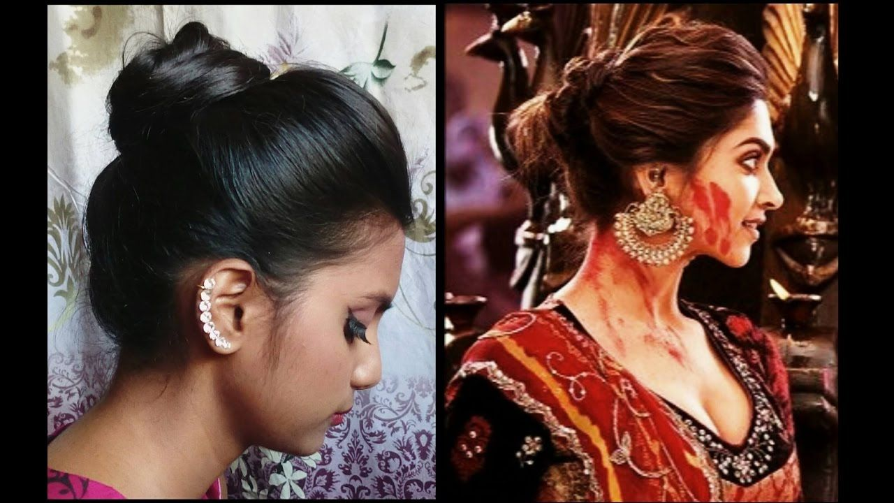 Image result for deepika padukone hair updo (With images ...