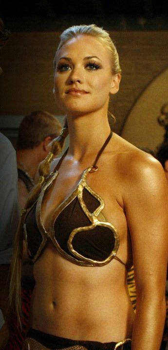 Yvonne catterfeld topless