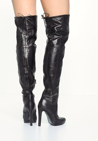 Mai Piu Senza High Heel Stiefel - bordeaux für SFr. 195.00 (09.12.17 ...