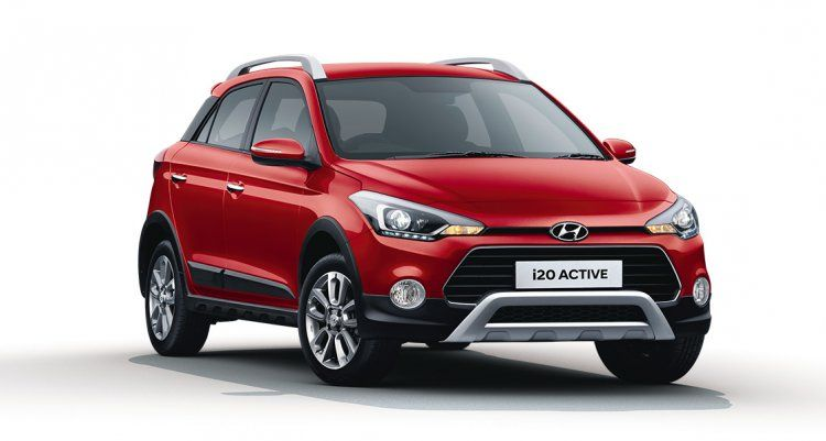 Hyundai I20 Active Permanently Discontinued In India In 2020 Hyundai Suv Models Crossover Suv