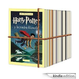 La Colección Completa De Libros Electrónicos De Harry Potter Spanish Edition Ebook J K Rowling Books Harry Potter Book Cover Kindle