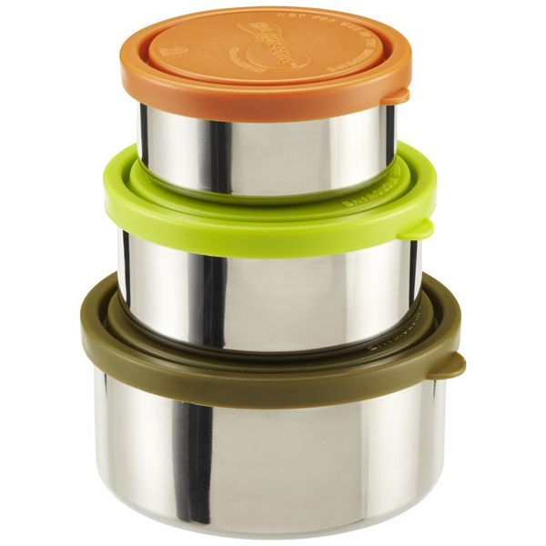 Safe and eco friendly food storage is as easy as 1 2 3 with our
