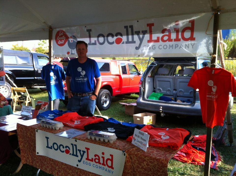 Looking for veteran grown, pasture raised eggs in the Minneapolis area? Look no further than Locally Laid! Jason Asmundsen (Army) and his wife Lucie raise their birds on pasture, producing golden yolks and happy hens. Please take a look at their website to see where you can purchase a dozen delicious eggs.    http://www.locallylaid.com/