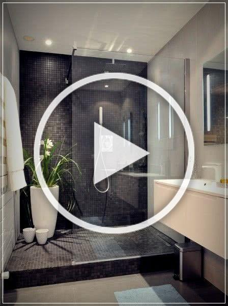 Decoration of Bathrooms: photos and easy ideas  #bathroomdecoration2019 #bathroomdecorationideas