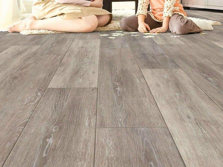 Revêtement de sol résilient en vinyle effet bois iD ESSENTIAL 30 by