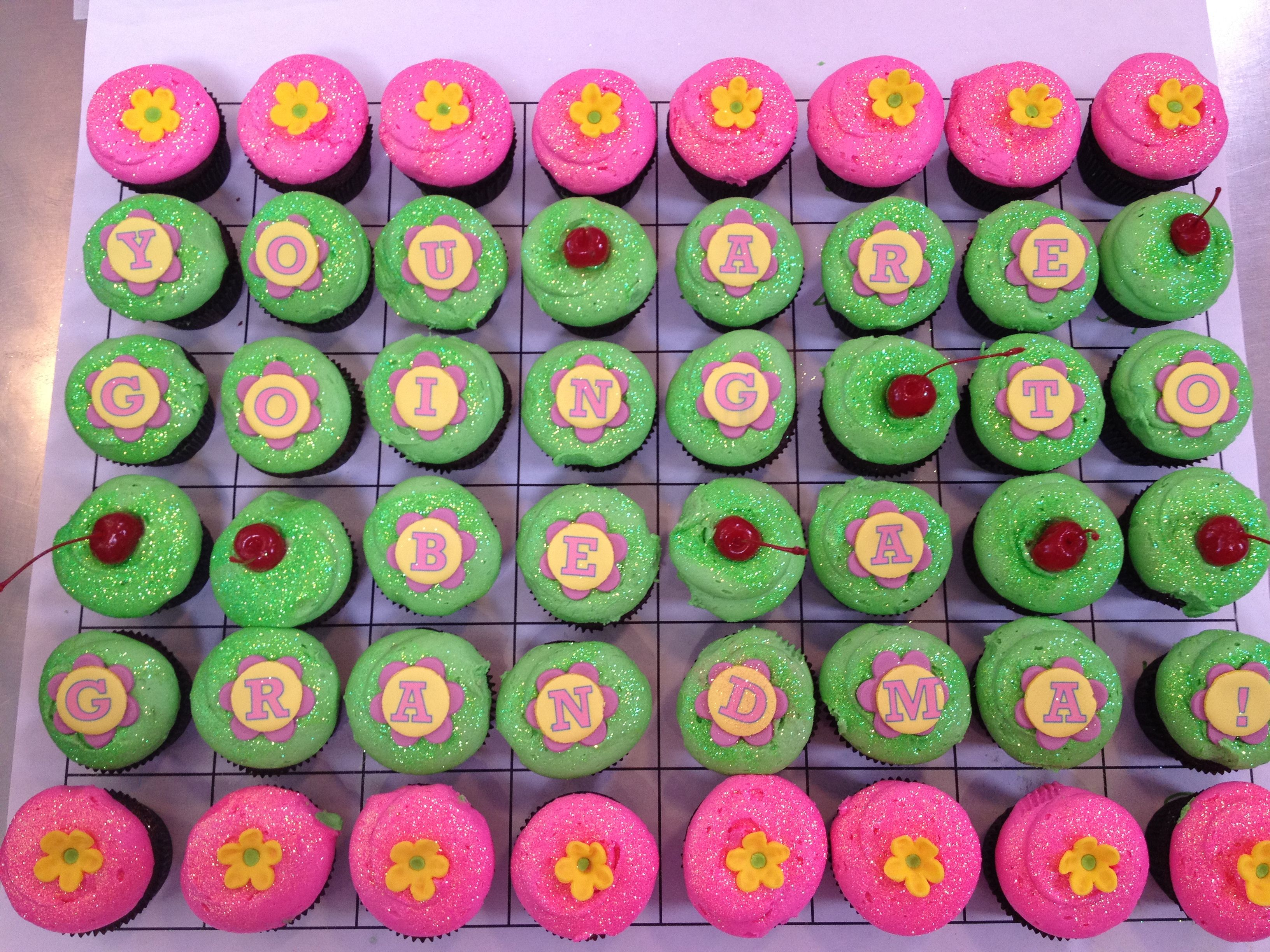 Cupcake Puzzle By Georgetown DC Cupcakes Episode Wicked Good Showdown