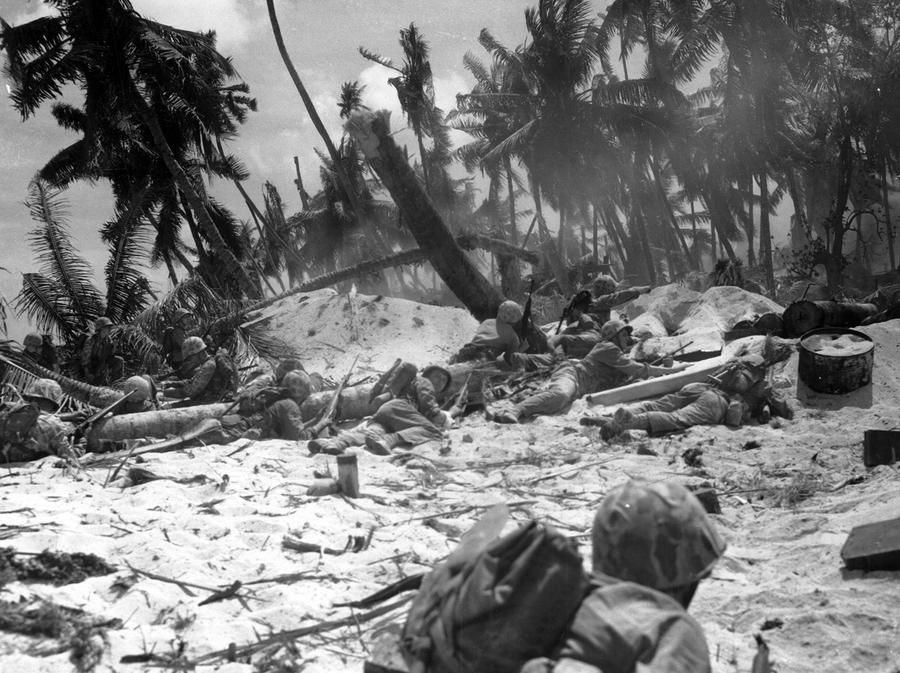 World War II: The Pacific Islands - The Atlantic