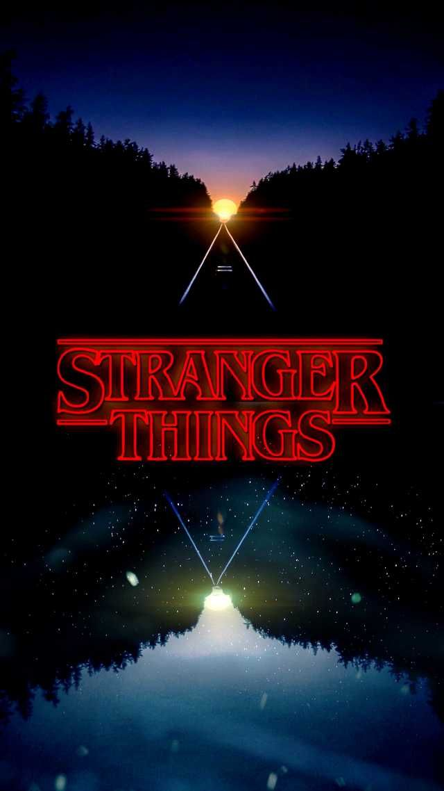 Stranger Things wallpapers I designed and edited on my iPhone. Enjoy!