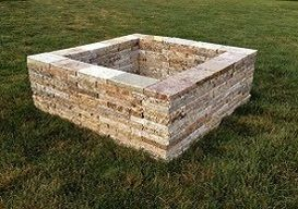 Greenstone Square Granite Fire Pit Located In Georgia Greenstone Is A Leading Manufacturer Committed To Bringing Beautiful Eco Fr Granite Fire Pit Fire Pit