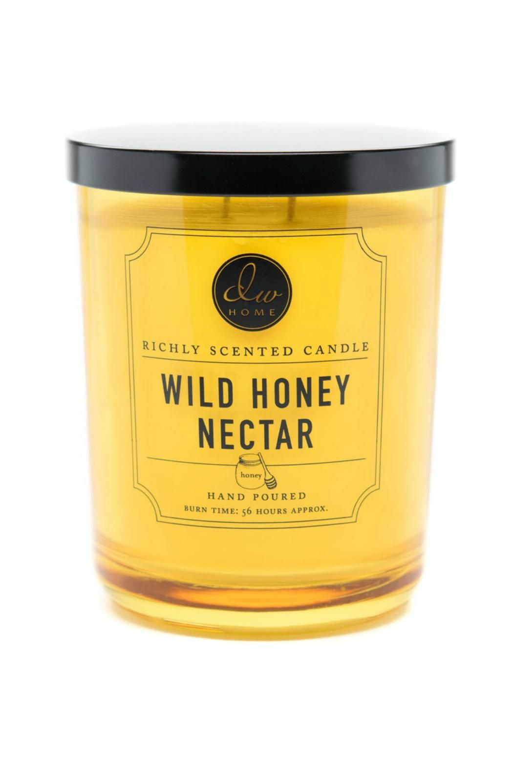 Dw Home Large Wild Honey Nectar Candle With Images Scented