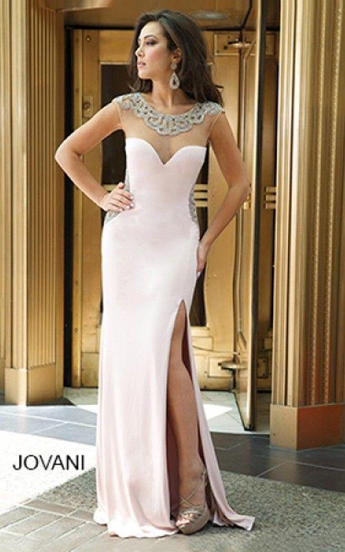 Dazzling Jovani Sexy Designer Prom Dress | Jovani Prom Dresses ...