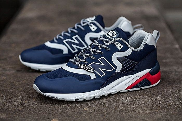 "huge selection of fd30b ea64d Mita x New Balance 580 ""20th Anniversary"""