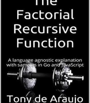 The Factorial Recursive Function A Language Agnostic Explanation