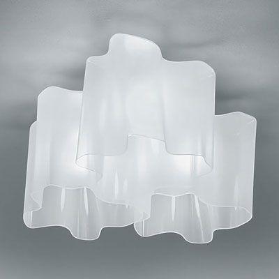 Logico Ceiling Light Triple Nested Artemide Commercial Lighting Supplier