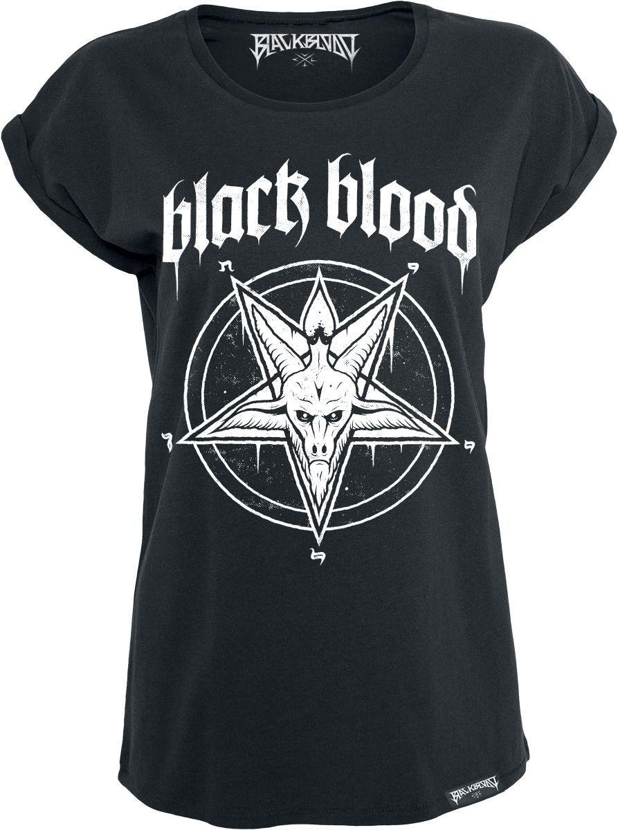 Pentagram | Shirts, Marken kleidung, Schwarz