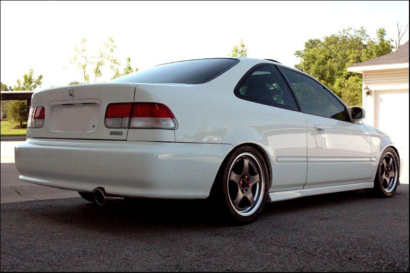 96 97 98 99 00 Honda Civic Ek Coupe Tail Lights Find My Car Parts