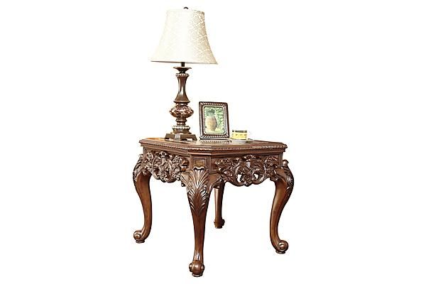 The Florimar Square End Table From Ashley Furniture