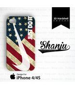 Us Flag Nike Just Do It Design For Samsung Galaxy Note 3 - Consumer Electronics