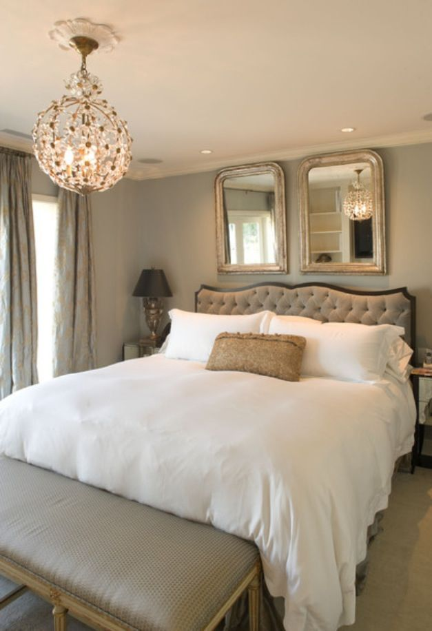 Simple Master Bedroom  Bedded Bliss  Pinterest  Master Bedroom Simple Simple Master Bedroom Design Design Decoration