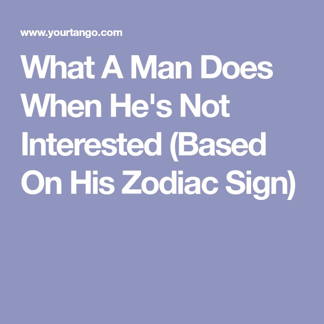 how do you if a guy is interested in you