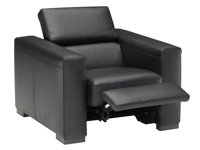 natuzzi leather chair for sale