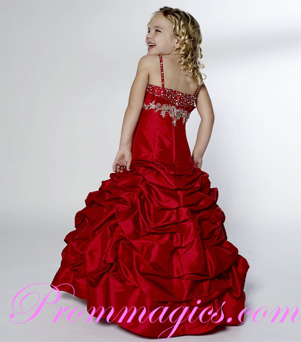 pageant dresses for girls 7-16 | ... girls formal dresses on sale ...