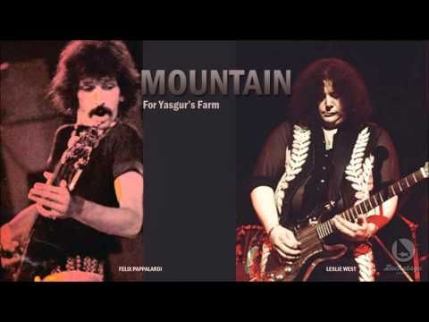 For Yasgur's Farm by Mountain on Climbing! With Leslie West