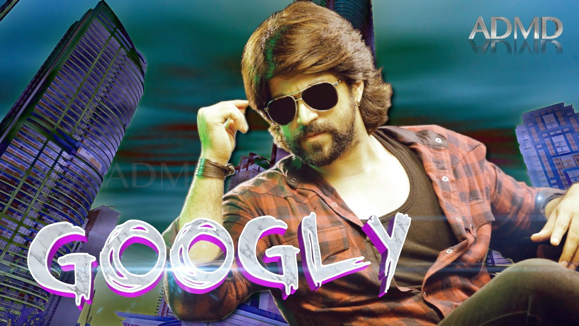 Googly (2016)   Superstar Yash   Official Motion Poster