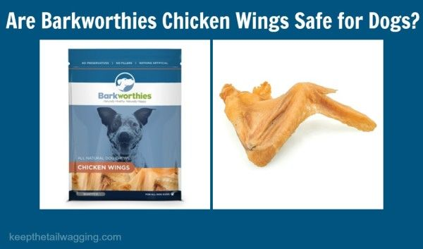 are barkworthies chicken wings safe for dogs