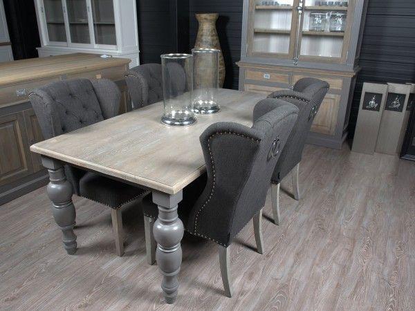 Afbeeldingsresultaat voor eettafel stoelen huis in