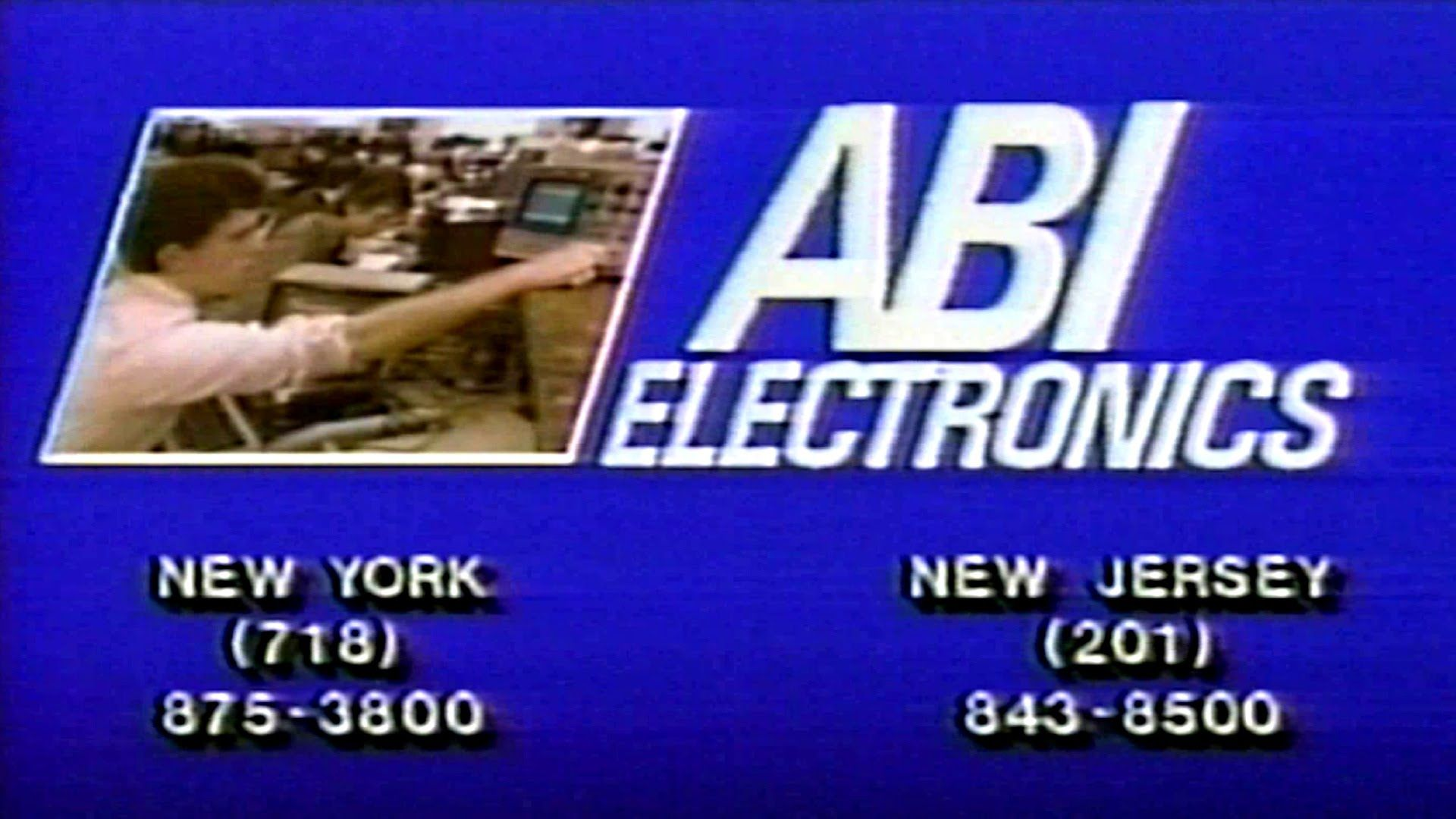 1988 - Commercial - ABI Electronics - An exciting career in Computer Rep...