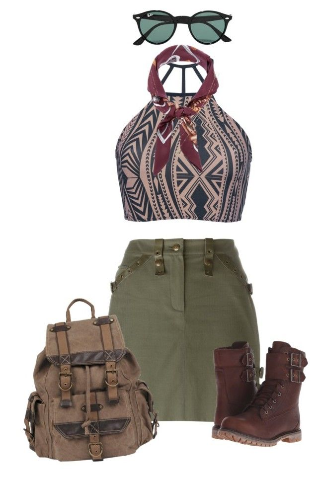 """""""."""" by aycagungorurler ❤ liked on Polyvore featuring Christian Dior, Triya, Ralph Lauren Blue Label, Timberland, Wilsons Leather, Ray-Ban, LC Lauren Conrad and vintage"""