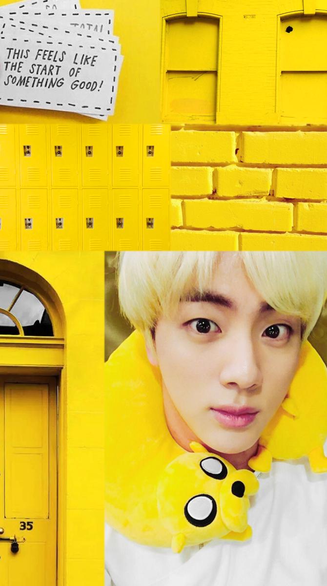 Jin iphone wallpaper tumblr - Bts Aesthetic Tumblr