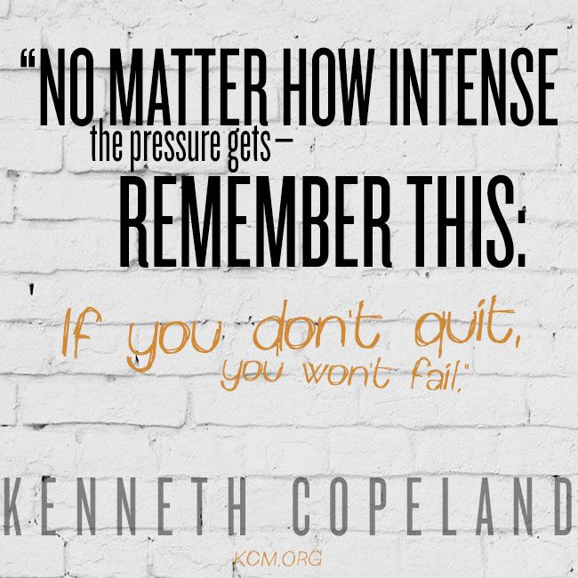 Kenneth Love Quotes: Kenneth Copeland Ministries