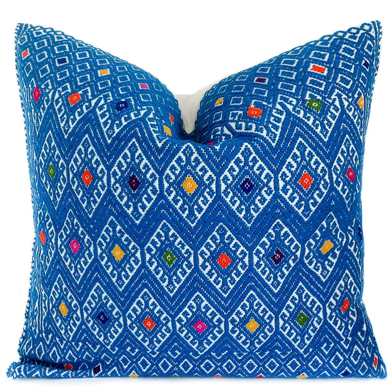 Yucatán chiapas pillow products
