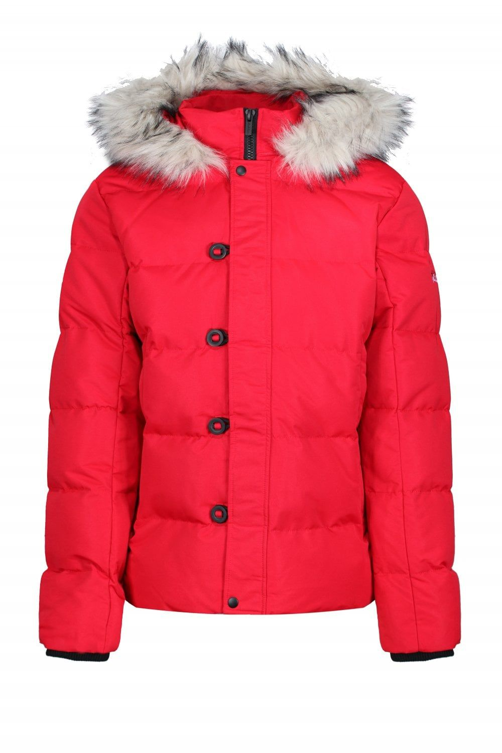 Red Puffer Jacket With Fur Hood Rodak International Red Puffer Jacket Fur Hood Jacket Puffer Jacket With Fur [ 1500 x 1000 Pixel ]