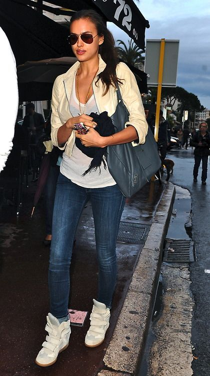 Sneakers Shayk If Get Should Sure Not I Irina Moda Wedge x7wnfqd