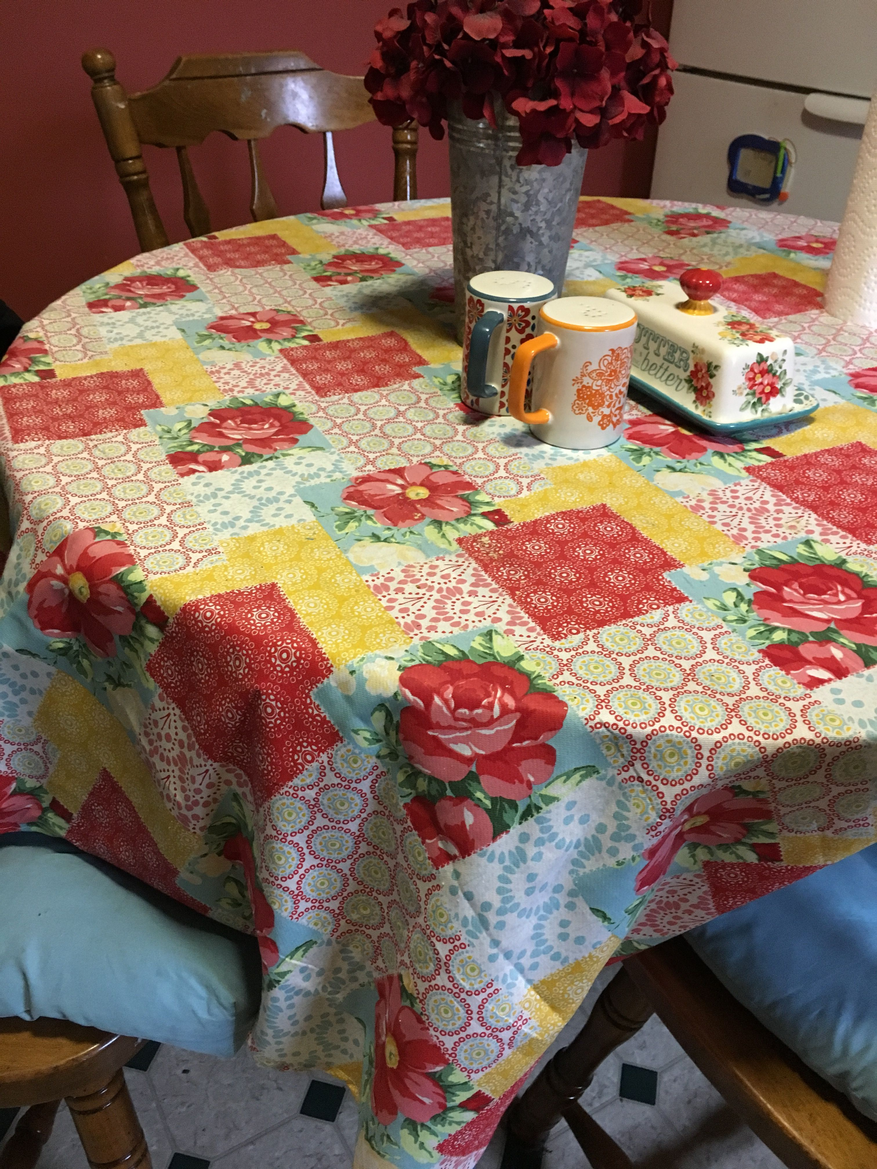 Pioneer Woman Kitchen Table Decor My Design Living It